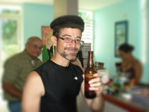 Professor Freddie Feliciano